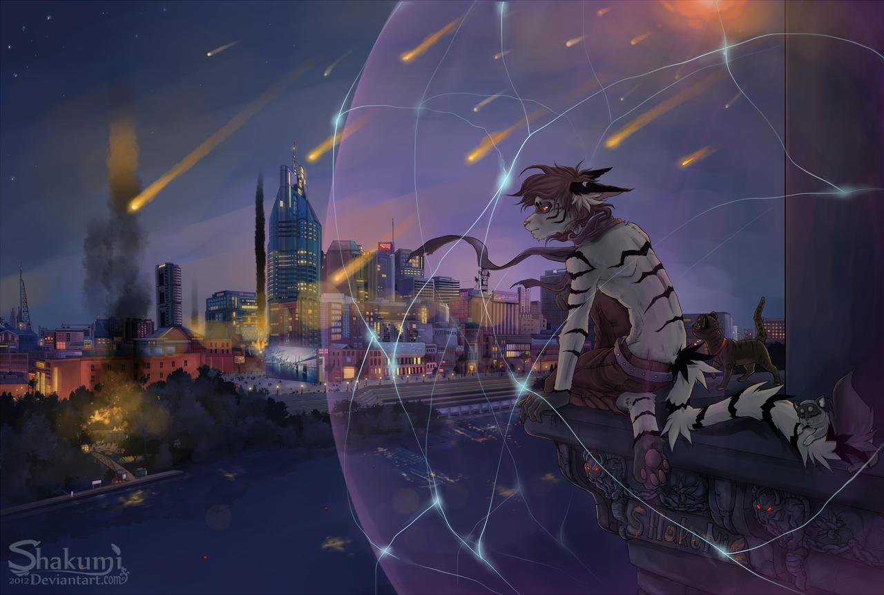 The last day by Shakumi