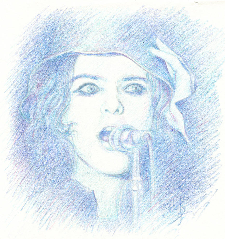 Peter Gabriel Live 1973 by stefynik