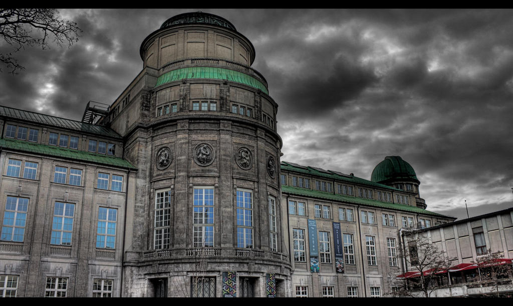 German Museum by sylaan