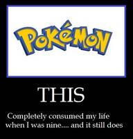 Pokemon Poster by TotalDramaFan16