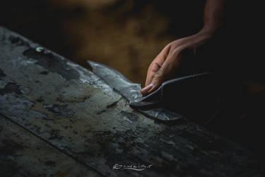 Bladesmithing by Gomeisa-Studio