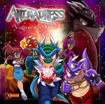 Animadness - Viagem sem Volta by yuski