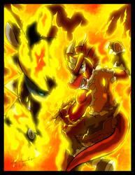 Explosive Battle by yuski