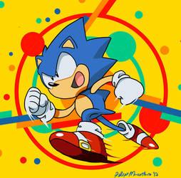 Sonic Mania by yuski
