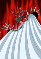 Krad the Pope of Sanctuary by yuski