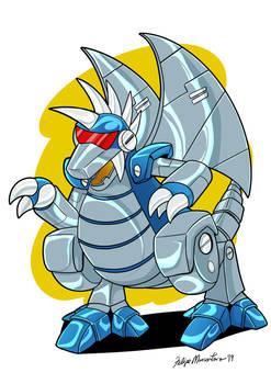 Meka Dragon