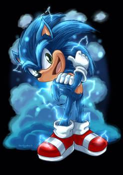 Sonic the Moviehog