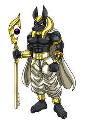 God of Dead Anubis