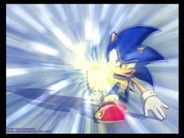 Wallpaper :: Sonic 15 Years by yuski
