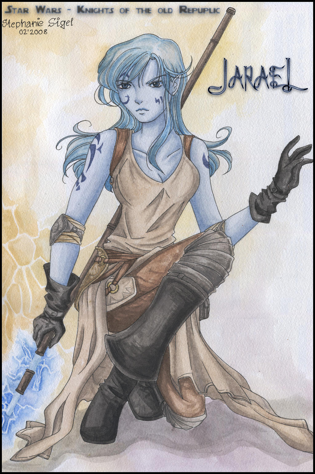Jarael by RiaStarchild