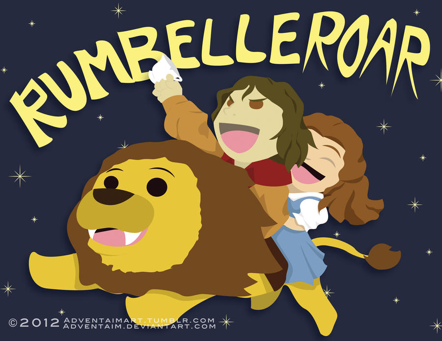 Rumbelleroar! by adventaim