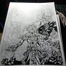 Death Metal by carlinx