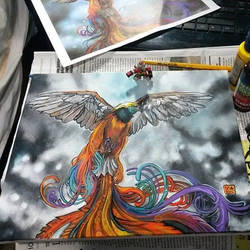Birds Of Paradise by carlinx