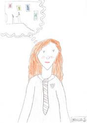 Lily Evans by Redrebel106