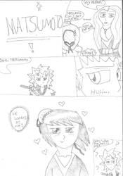 Toushiro Hitsugaya fan comic 3 by Redrebel106
