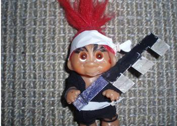 Troll Doll Renji Abari by Redrebel106