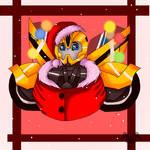Christmas-bee TFP