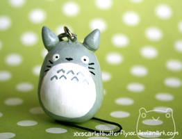 Totoro Phone Strap