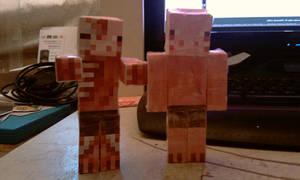 Zombie Pigmen P.E. Part Two by PokeAddicted