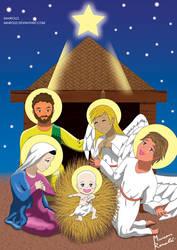 Nativity by Mairold