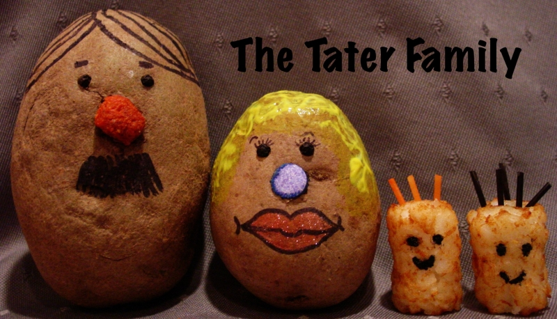 The Taters and tots