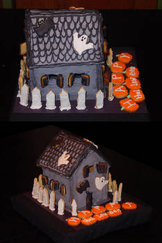The Edible Haunted House