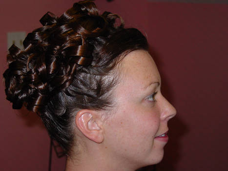 Wedding Updo profile