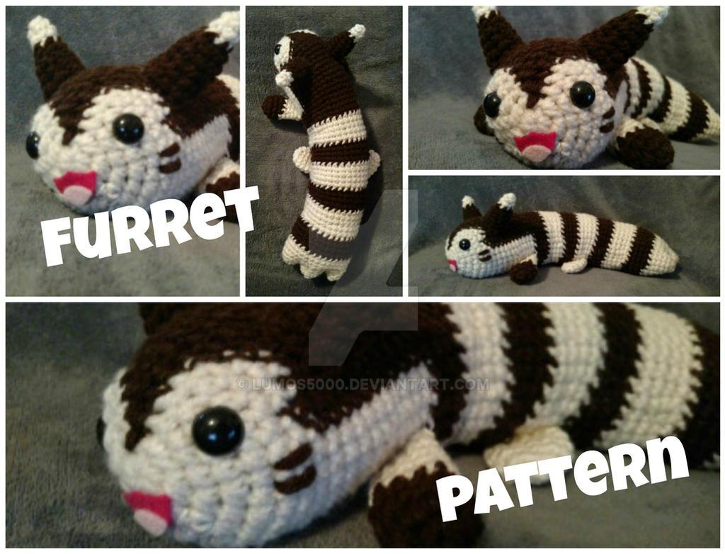 Sartù the Amigurumi Lemur | PDF Crochet Pattern – AiraliDesign | 782x1024