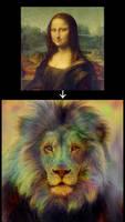 Mona Lisa by DollarAkshay