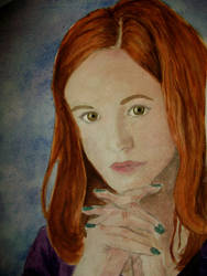 Mad, Impossible Amy Pond by Hatters-Workshop