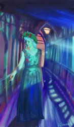 Bridge of Dreams- Destinyblue gift by Hatters-Workshop