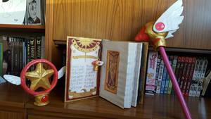 Cardcaptor Sakura handmade cosplay props