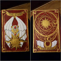 Clow book cosplay prop by Hatters-Workshop