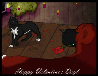 Valentines Day contest entry by Magzey99