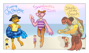 [Open] Summer Fun - Flatsale