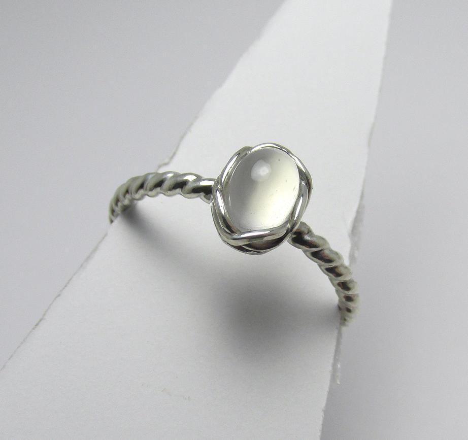 Moonstone Ring by Utinni