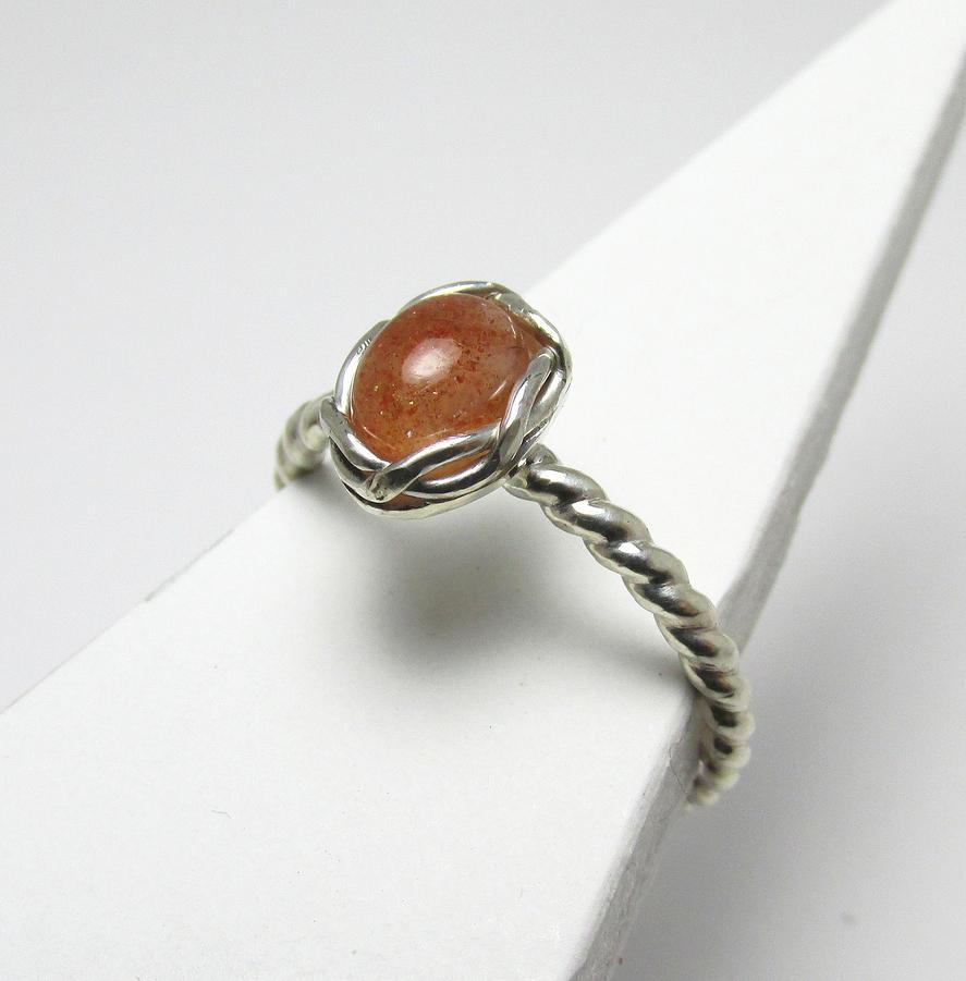 Sunstone Ring by Utinni