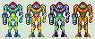 Metroid: Zero Mission, Fusion Suit Samus
