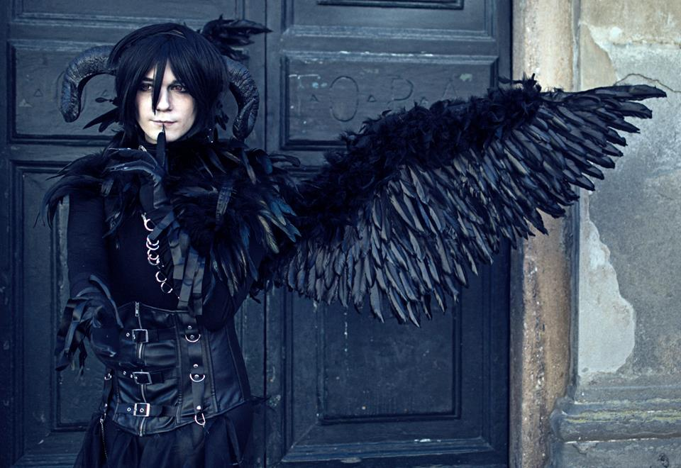 Sebastian True Form by KuroAkuma-Cosplay on DeviantArt
