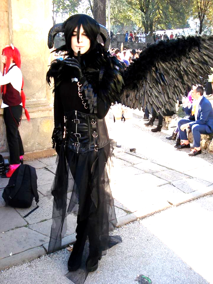 Sebastian True Form full by KuroAkuma-Cosplay on DeviantArt