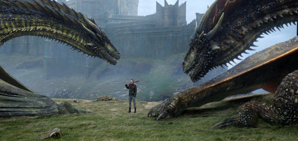 Why the Names of the Dragons in Game of Thrones Are