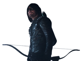 Green Arrow PNG