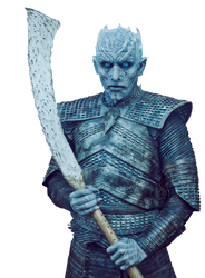 Night King PNG by Buffy2ville
