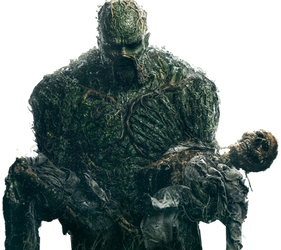 Swamp Thing DC PNG by Buffy2ville