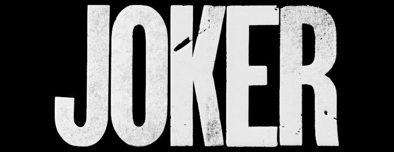 JOKER 2019 Logo