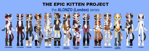 EKP - London Alonzo Series by jarbythedoor