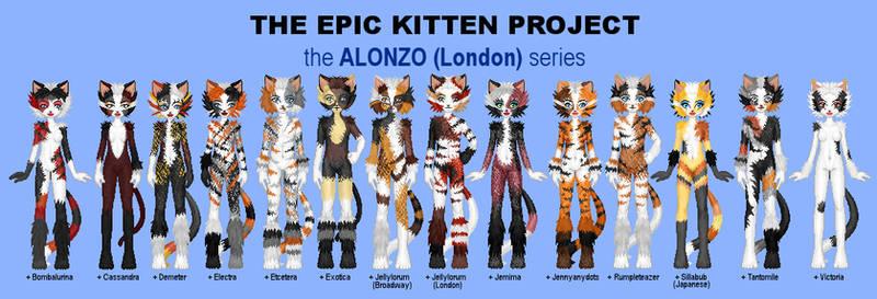 EKP - London Alonzo Series