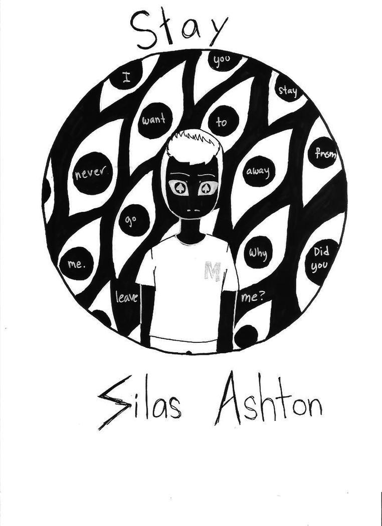 Silas Ashton by ShadeoftimeandPeace