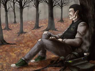 Autumn by Ruchiel