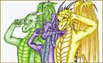 Dragon champloo